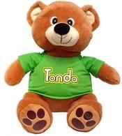 Medvídek pohádkový TONDA