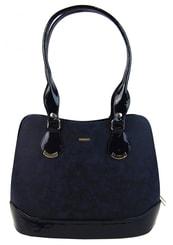 Menší modrá kabelka přes rameno S634