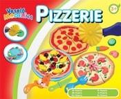 Modelína veselá Pizzerie kreativní set výroba pizzy