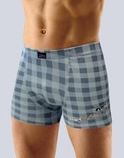 Pánské boxerky s kratší nohavičkou 73070P