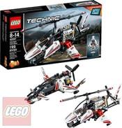 LEGO TECHNIC Ultralehká helikoptéra 2v1 42057