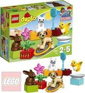 LEGO DUPLO Domácí mazlíčci 10838