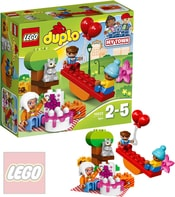 LEGO DUPLO Narozeninový piknik 10832