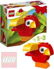 LEGO DUPLO Můj první papoušek 10852
