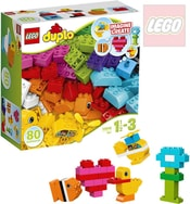 LEGO DUPLO Moje první kostky 10848