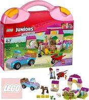 LEGO JUNIORS Mia a kufřík na farmu 10746