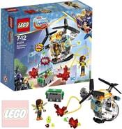 LEGO SUPER HEROES Bumblebee a helikoptéra 41234