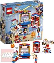 LEGO SUPER HEROES Wonder Woman a její pokoj 41235