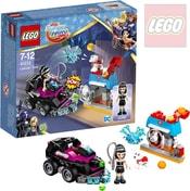 LEGO SUPER HEROES Lashina a vozidlo do akce 41233