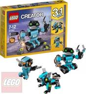 LEGO CREATOR Průzkumný robot 31062