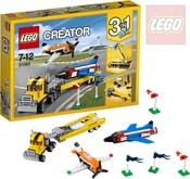 LEGO CREATOR Stroje na leteckou show 31060