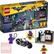 LEGO BATMAN Catwoman a honička na Catcycle 70902
