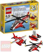 LEGO CREATOR Průzkumná helikoptéra 31057