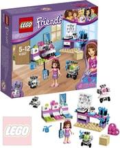 LEGO FRIENDS Olivia a tvůrčí laboratoř 41307