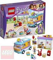 LEGO FRIENDS Dárková služba v městečku Heartlake 41310