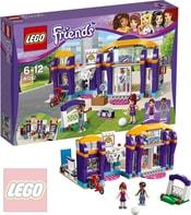 LEGO FRIENDS Sportovní centrum v městečku Heartlake 41312