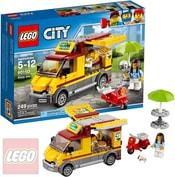 LEGO CITY Dodávka s pizzou 60150