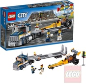 LEGO CITY Transportér dragsteru 60151