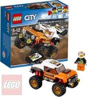 LEGO CITY Náklaďák pro kaskadéry 60146