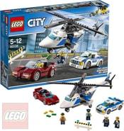 LEGO CITY Honička ve vysoké rychlosti 60138