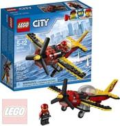 LEGO CITY Závodní letadlo 60144