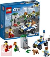 LEGO CITY Policie – startovací sada 60136