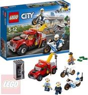 LEGO CITY Trable odtahového vozu 60137