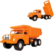 Tatra T148 auto nákladní 73 cm plastové Oranžové