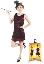 Karnevalový kostým swing šaty dospělé