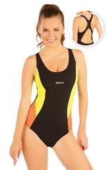 Jednodílné sportovní plavky. 93486