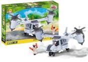 Stavebnice Small Army Letadlo se svislým vzletem