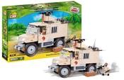Stavebnice Small Army Ozbrojené velitelské vozidlo