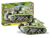 Stavebnice II WW Polský tank 7TP,