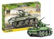 Stavebnice II WW M4A1 Sherman,