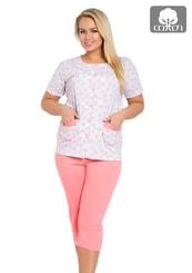 Dámské pyžamo nadměrné velikosti Wera l