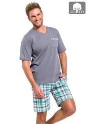 Pánské pyžamo s kraťasy Tymon