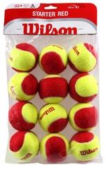 P Starter Red tenisové míče měkké zvětšené