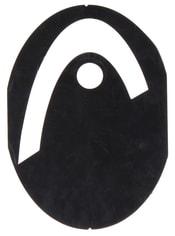 Šablona Logo Stencil na tenisové rakety