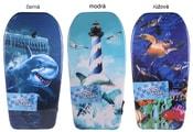 Bodyboard Print 2016 dětské surfovací prkno 93cm