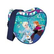 Taška na rameno srdce Frozen - Ledové království