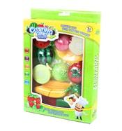 Sada krájení suchý zip ovoce/zelenina