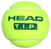T.I.P. Green tenisové míče, středně tvrdé