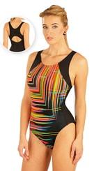 Jednodílné sportovní plavky. 93475