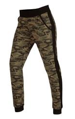 Kalhoty dámské dlouhé s nízkým sedem. 50217