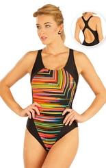 Jednodílné sportovní plavky. 93473