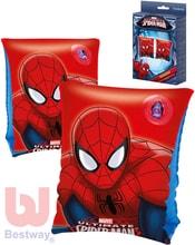 Dětské nafukovací rukávky 23x15cm Spiderman 1 pár do vody 98001