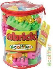 Baby kostky plastové Abrick set 50ks v tašce na zip