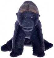 PLYŠ Gorila KAMBA 25cm sedící