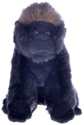 PLYŠ Gorila NURU 17cm sedící