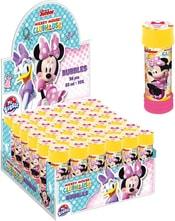Bublifuk dětský Disney Minnie Mouse bublifukovač 55ml